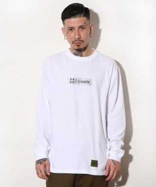 STONE THE BASE L/S
