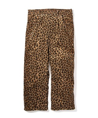 LEOPARD SLACKS