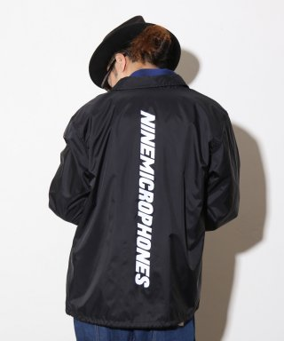 ●COACH JACKET-NINEMICROPHONES-