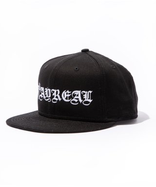 SNAP BACK CAP-STAYREAL-
