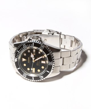 <img class='new_mark_img1' src='https://img.shop-pro.jp/img/new/icons1.gif' style='border:none;display:inline;margin:0px;padding:0px;width:auto;' />【VAGUE WATCH Co.×Subciety】Diver's Son