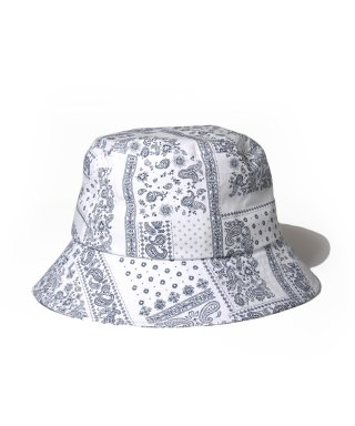 ●PAISLEY BUCKET HAT