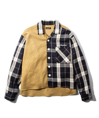 SWITCH CHECK SHIRT L/S
