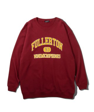 【予約】SWEAT-FULLERTON-【9月入荷予定】