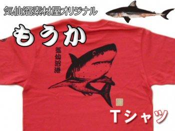 漁師さんたちも着ています!!気仙沼港おさかなTシャツ(毛鹿サメ)※送料無料