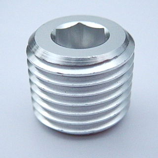 穴埋めプラグ−1/4NPT
