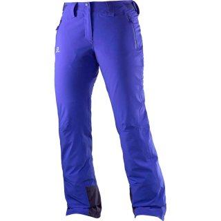 SALOMON(サロモン) L39113500 レディース スキー パンツ JP ICEGLORY PANT W