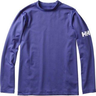 HELLY HANSEN(ヘリーハンセン) HH81710 L/S PADDLE RASHGUARD ロングスリーブパドルラッシュガード メンズ
