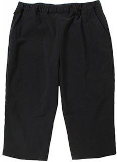 ELLESSE(エレッセ) EW96301 レディース テニスウェア SHOT CAPRI PANTS カプリパンツ ブラック