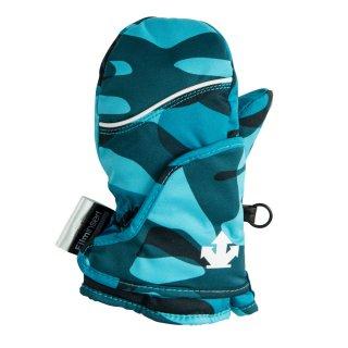 DESCENTE(デサント) DGL-7034K KIDS MITTEN キッズ スノーミトン スキーグローブ 手袋 子供用 ボーイズ