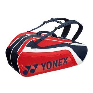 YONEX(ヨネックス) BAG1812R ラケットバッグ6 リュック付 テニス6本用 ラケットバッグ