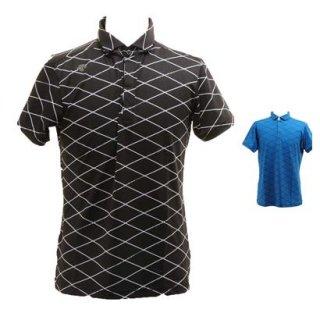 DESCENTE(デサント) DGM1687S ゴルフシャツ 半袖ポロシャツ クーリング