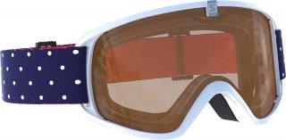 SALOMON(サロモン) L39907100 TRIGGER スキー スノーボード キッズ ジュニア スノーゴーグル 子供用