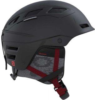 SALOMON(サロモン) L39918700 QST CHARGE W スキー スノーボード ヘルメット レディース