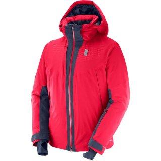 SALOMON(サロモン) L39711900 WHITEZONE JKT M メンズ スキーウェア レギュラーフィット