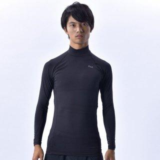 FILA(フィラ) 445111 メンズ 長袖ハイネック コンプレッションウェア アンダーシャツ