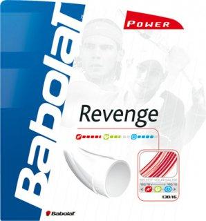 Babolat(バボラ) BA241072 硬式テニス用ガット REVENGE(リベンジ) ストリングス