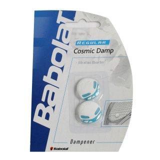 Babolat(バボラ) 700016 コスミックダンプ 2個入り 振動吸収 ブルー テニス