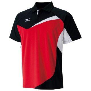 MIZUNO(ミズノ) 62JA6013 ユニセックス テニス・バドミントン ウェア ドライサイエンス ゲームシャツ