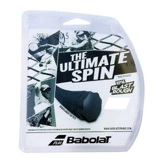 Babolat(バボラ) BA241136 硬式テニス用ガット RPM BLAST ROUGH(RPMブラスト ラフ) ストリングス