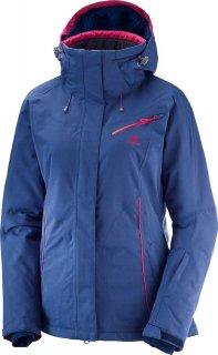 SALOMON(サロモン) L40376800 FANTASY JKT W  スキーウェア ジャケット レディース