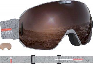 SALOMON(サロモン) L40520200 S/MAX ACCESS エスマックス アクセス スキー スノーゴーグル