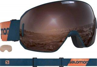 SALOMON(サロモン) L40520300 S/MAX ACCESS エスマックス アクセス スキー スノーゴーグル