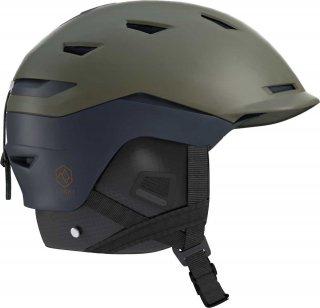 SALOMON(サロモン) L40534300 SIGHT スキー スノーボード ヘルメット