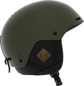 SALOMON(サロモン) L40536700 BRIGADE スキー スノー ヘルメット