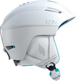 SALOMON(サロモン) L40538800 ICON MIPS スキー スノーボード ヘルメット レディース