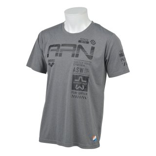 ARENA(アリーナ) ASN-9442 メンズ ラッシュガード T-body ハーフスリーブ 半袖シャツ