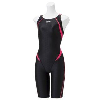 SPEEDO(スピード) SCW11910F FLEXΣ フレックスシグマ セミオープンバックニースキン VI レディース 競泳水着
