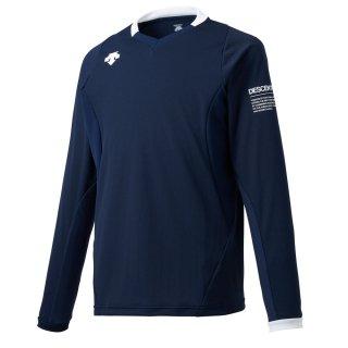 DESCENTE(デサント) DSS-5910 メンズ 長袖ライトゲームシャツ バレーボール プラクティスウェア ユニセックス