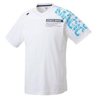 DESCENTE(デサント) DVUNJA54 メンズ 半袖プラクティスシャツ バレーボール ウェア ユニセックス