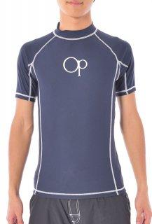 OceanPacific(オーシャンパシフィック) 518471 メンズ 半袖 ラッシュガード ショートスリーブ アクアシャツ