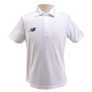 new balance(ニューバランス) JMTC001R メンズ 半袖ポロシャツ チームウェア トレーニングウェア