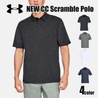 UNDER ARMOUR(アンダーアーマー) 1321111 UAニューチャージドコットンスクランブルポロ メンズ ゴルフウェア ポロシャツ