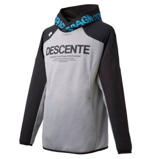 DESCENTE(デサント) DVUOJF20 ウォームスウェットパーカー トレーニングウェア ユニセックス