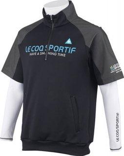 lecoq sportif(ルコック) QGMOJL53W メンズ 3WAYハイブリッドミドラー ゴルフウェア