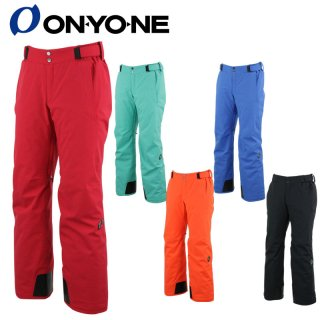 ONYONE(オンヨネ) ONP92450 TEAM OUTER PANTS スキー パンツ 19-20新作