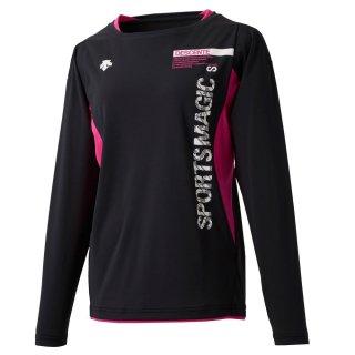 DESCENTE(デサント) DVWOJB50 レディース 長袖プラクティスシャツ トレーニングウェア バレーボール