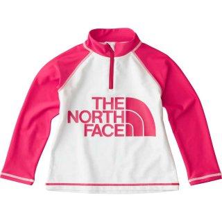 THE NORTH FACE(ザ・ノースフェイス) NTJ11628 SUNSHADE HALF ZIP ジュニア サンシェードハーフジップアップ