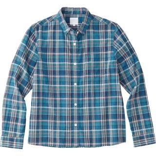 THE NORTH FACE(ザ・ノースフェイス) NRW11813 L/S LINEN CHECK SH ロングスリーブリネンチェックシャツ