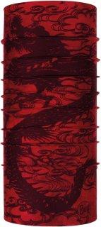 BUFF(バフ) 372307 ORIGINAL SENGGUM RED ネック ウォーマー バンド キャップ