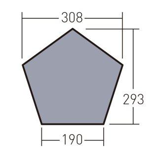 ogawa(オガワ) 1430 マルチシート PVCマルチシート Gloke8(グロッケ8)用