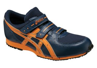 ASICS(アシックス) FOA004 GEL119-R-3 メンズ ワーキングシューズ 作業靴 ワイド ネイビー