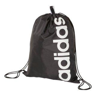 adidas(アディダス) FSW96 リニアロゴジムバッグ スポーツバッグ マルチサック
