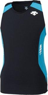 DESCENTE(デサント) DRN-4702 ランニングシャツ マラソン スポーツウェア トップス ノースリーブシャツ