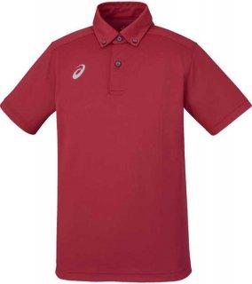 ASICS(アシックス) XA6183 ボタンダウンシャツ ポロシャツ
