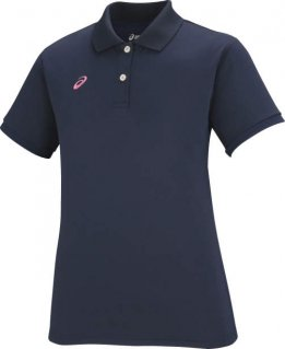 ASICS(アシックス) XA6190 レディース ポロシャツ